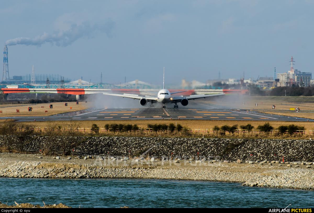 ANA - All Nippon Airways JA8324 aircraft at Toyama