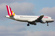 D-AIPX - Germanwings Airbus A320 aircraft