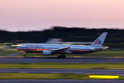 N762AN - American Airlines Boeing 777-200ER aircraft