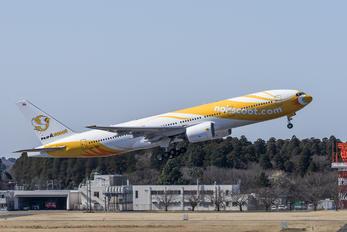 HS-XBC - Nokscoot Boeing 777-200ER