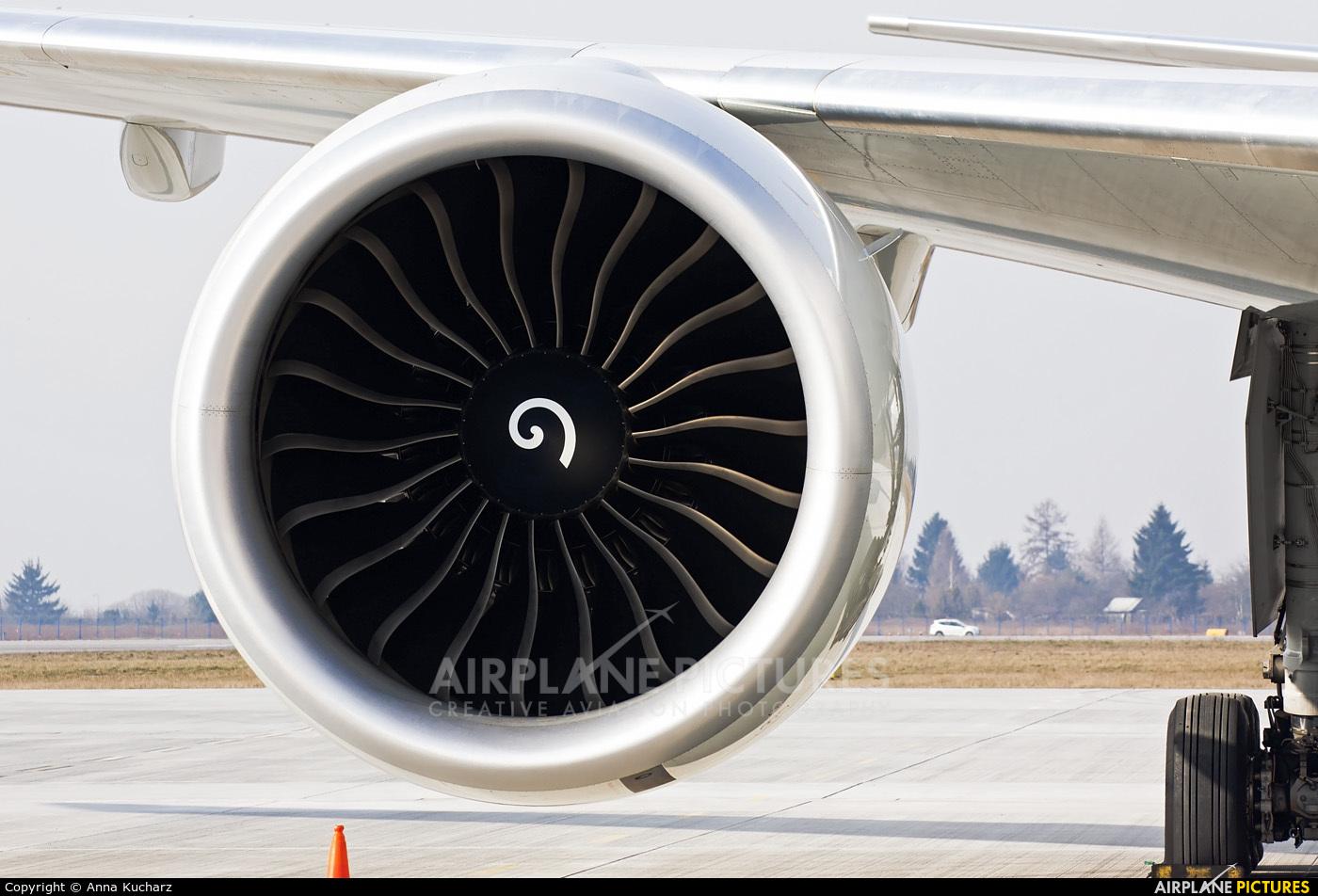 Lufthansa Cargo D-ALFA aircraft at Warsaw - Frederic Chopin