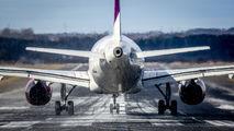HA-LWF - Wizz Air Airbus A320 aircraft