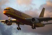G-BIKI - DHL Cargo Boeing 757-200F aircraft