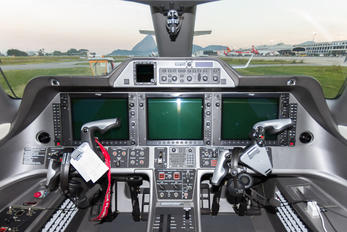 - - Private Embraer EMB-500 Phenom 100
