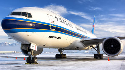 B-2080 - China Southern Cargo Boeing 777F
