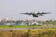 - - India - Air Force Lockheed CC-130J Hercules aircraft