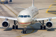 A6-EIX - Etihad Airways Airbus A320 aircraft