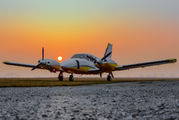 SP-NKF - Private Piper PA-34 Seneca aircraft