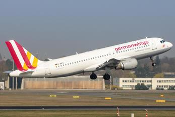 D-AIPX - Germanwings Airbus A320