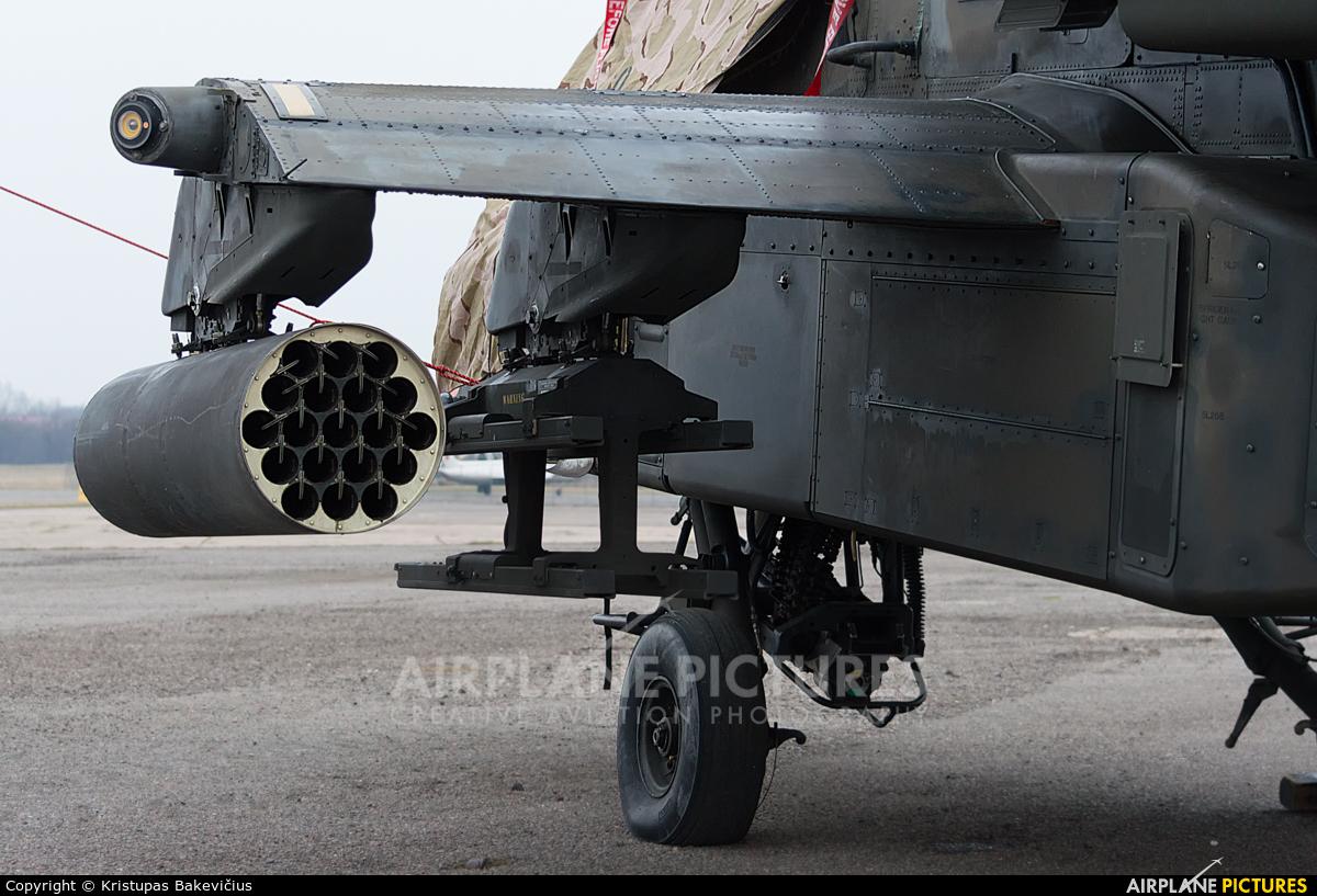 USA - Army 45437 aircraft at Aleksotas - S. Dariaus and S. Gireno