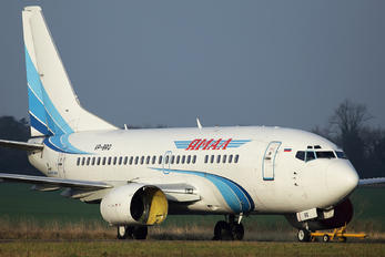 VP-BRQ - Yamal Airlines Boeing 737-500