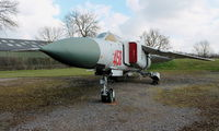 458 - Poland - Air Force Mikoyan-Gurevich MiG-23MF aircraft