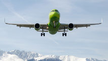 VP-BOG - S7 Airlines Airbus A320 aircraft