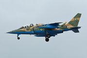NAF477 - Nigeria - Air Force Dassault - Dornier Alpha Jet A aircraft
