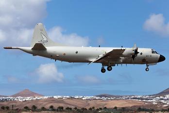 P.3M-08 - Spain - Air Force Lockheed P-3AM Orion