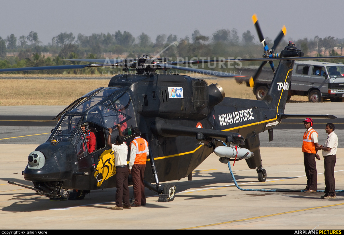 India - Air Force ZP4601 aircraft at Yelahanka AFB