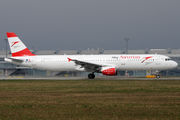 The new Austrian Airlines livery revealed title=