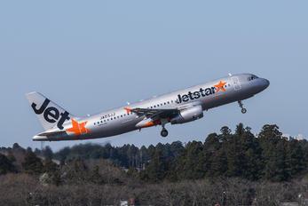JA03JJ - Jetstar Japan Airbus A320