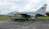 XX829 - Royal Air Force Sepecat Jaguar T.2 aircraft