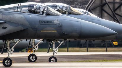 84-0024 - USA - Air Force McDonnell Douglas F-15C Eagle