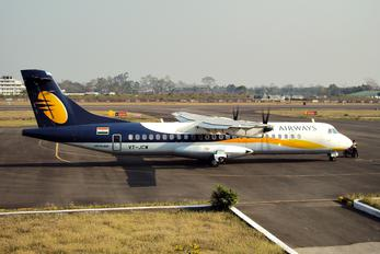 VT-JCW - Jet Airways ATR 72 (all models)