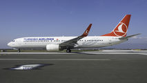 TC-JYF - Turkish Airlines Boeing 737-900ER aircraft