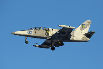 102 - Ukraine - Air Force Aero L-39 Albatros
