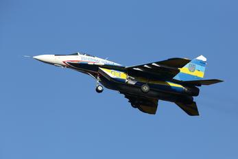 03 - Ukraine - Air Force Mikoyan-Gurevich MiG-29