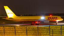 G-BIKM - DHL Cargo Boeing 757-200F aircraft