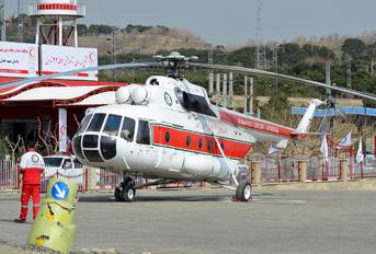 6-951* - Iranian Red Crescent Mil Mi-171
