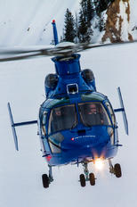 HB-XQW - Swiss Helicopter Aerospatiale AS365 Dauphin II