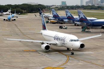 LV-BFO - LAN Argentina Airbus A320