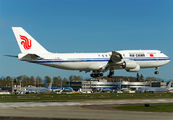 B-2481 - Air China Boeing 747-8 aircraft