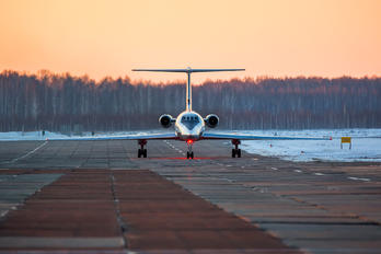 33 - Russia - Air Force Tupolev Tu-134UBL