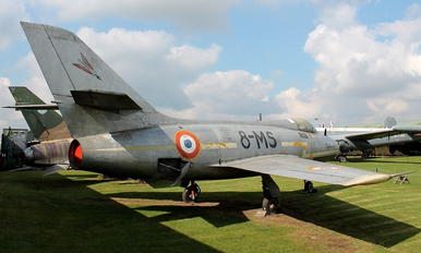 83 - France - Air Force Dassault MD.452 Mystere IV