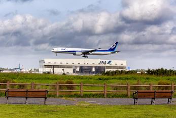 JA777A - ANA - All Nippon Airways Boeing 777-300ER