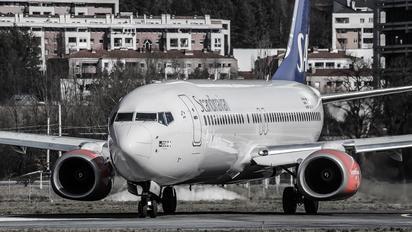 LN-RRH - SAS - Scandinavian Airlines Boeing 737-800