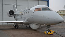 N614BA - Boeing Company Bombardier CL-600-2B16 Challenger 604 aircraft