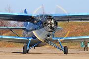 07 - Ukraine - Navy Antonov An-2 aircraft