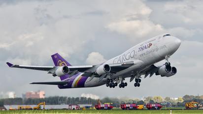 HS-TGJ - Thai Cargo Boeing 747-400