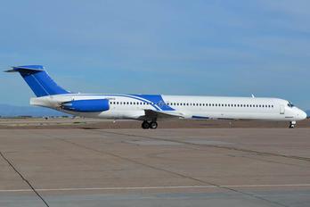 N306FA - Falcon Air Express McDonnell Douglas MD-83