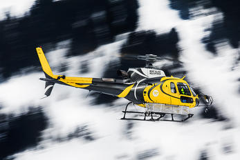 F-HADE - Mont Blanc Helicopteres Aerospatiale AS350 Ecureuil / Squirrel