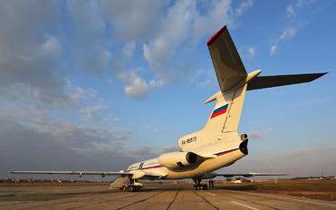 RA-85572 - Russia - Air Force Tupolev Tu-154B-2