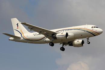 9M-NAA - Malaysia - Air Force Airbus A319 CJ