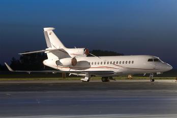 HB-JOB - Private Dassault Falcon 7X