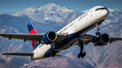 N616DL - Delta Air Lines Boeing 757-200