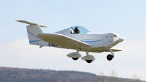 G-MZSP - Private Spacek SRO SD-1 TG Minisport aircraft
