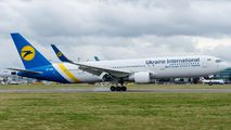 UR-GEC - Ukraine International Airlines Boeing 767-300ER aircraft