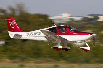 N194CP - Private Cirrus SR22
