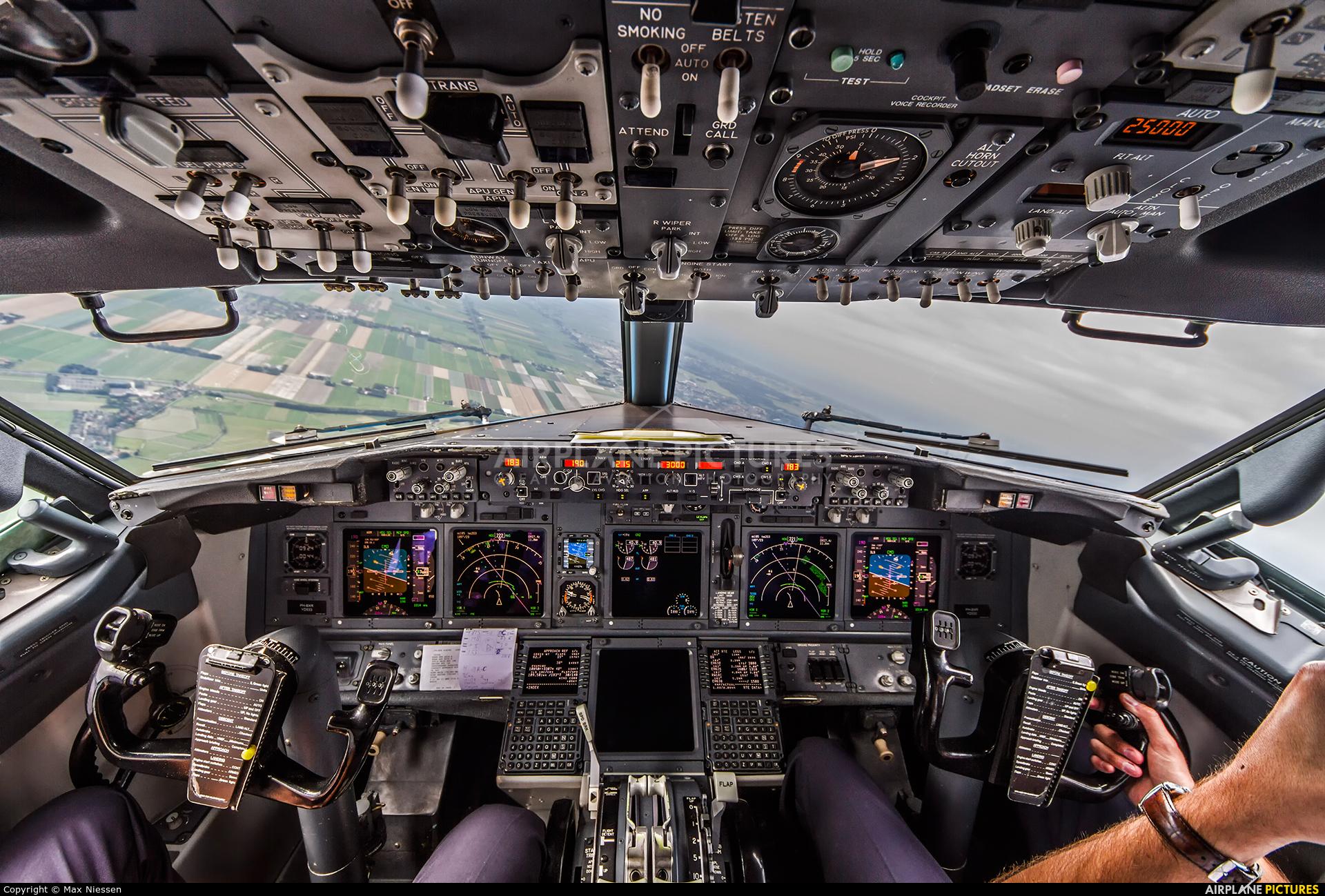 KLM PH-BXR aircraft at In Flight - Netherlands